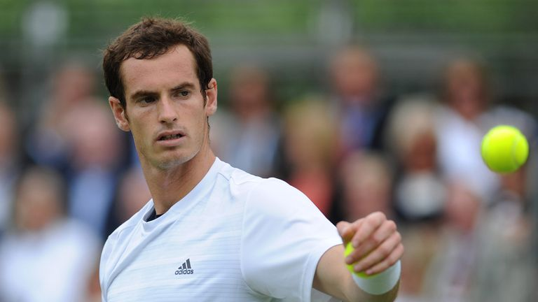 Andy Murray: Won again as he prepares for Wimbledon