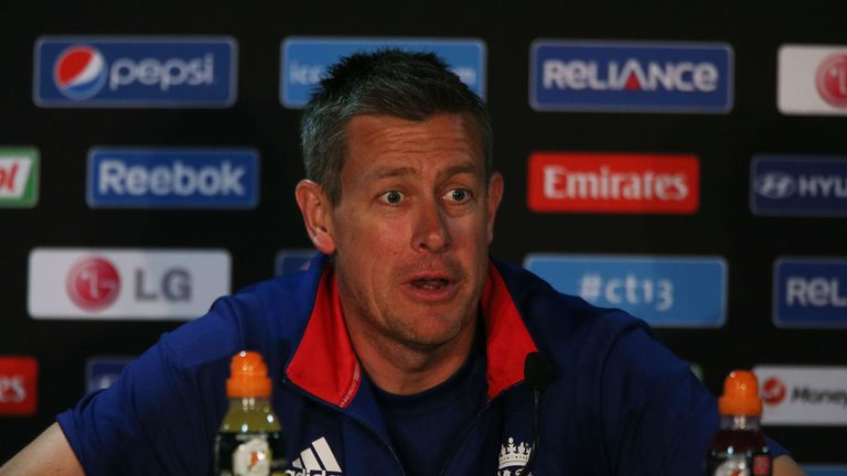 Ashley Giles: Admits it will take England a while to recover