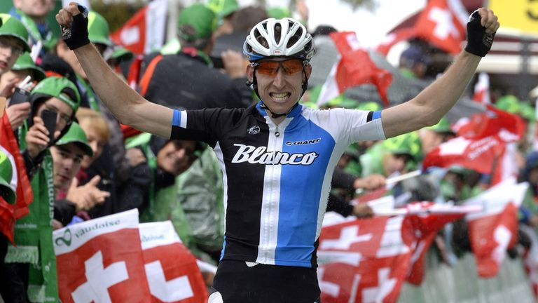 Bauke Mollema: Claimed the biggest win of his career at Crans-Montana