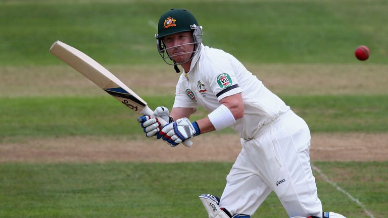 Brad Haddin: Insists tourists are ready for 'biggest series of all'