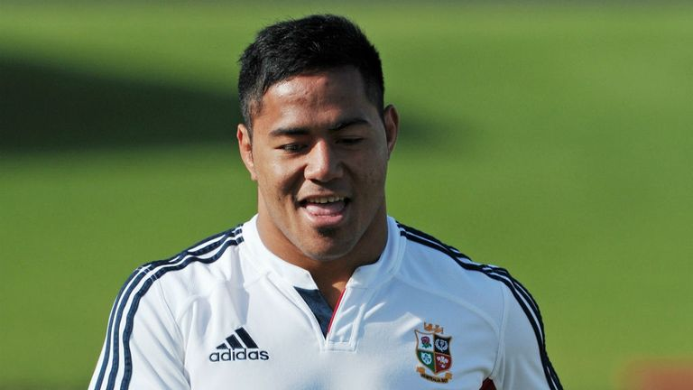 Manu Tuilagi is delighted to be returning to action