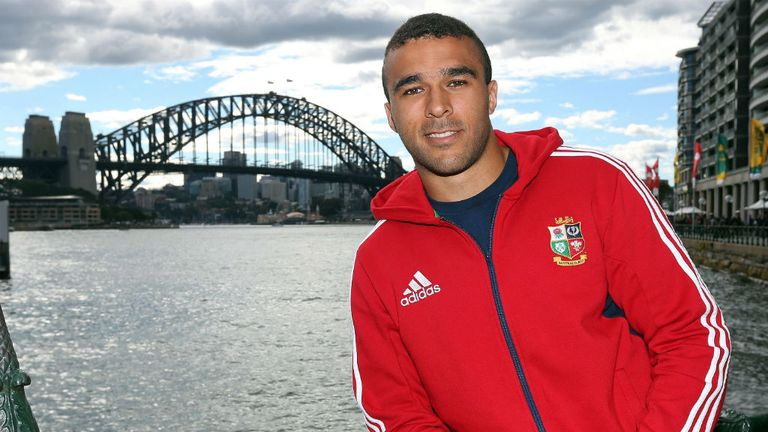 Simon Zebo: Aiming for a Test place