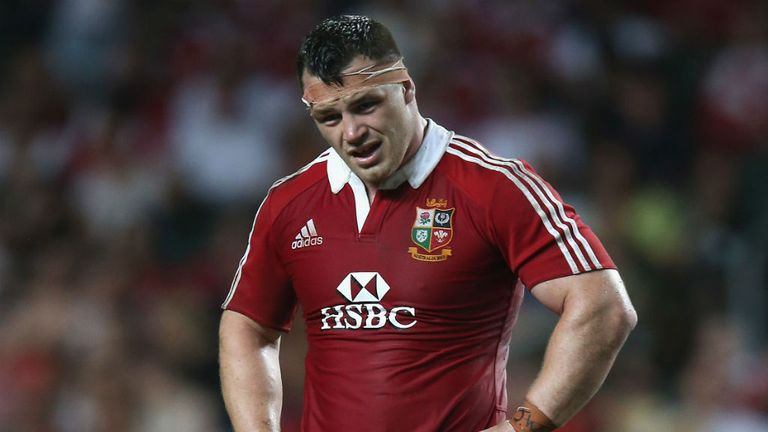 Cian Healy: Relieved to be cleared