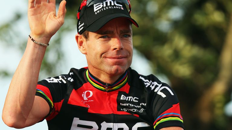 Cadel Evans feeling 'relaxed' ahead of this year's Tour de France