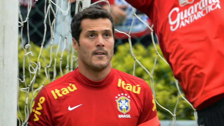 Julio Cesar: QPR goalkeeper was linked with Fiorentina