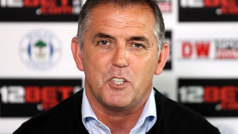 Owen Coyle: Looking to be active in the transfer market