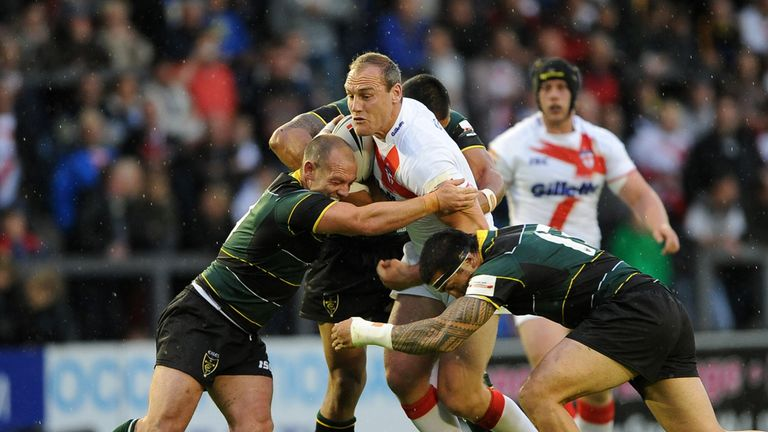 England v the Exiles: A good idea, but can it be improved upon?