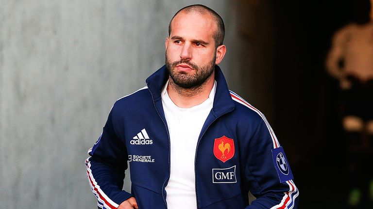 Frederic Michalak: Named at fly-half for Saturday's Test against New Zealand