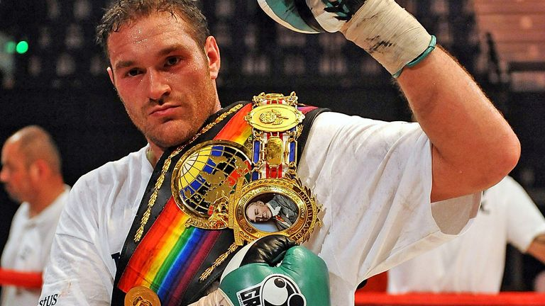 Tyson Fury: Last fought in New York in April