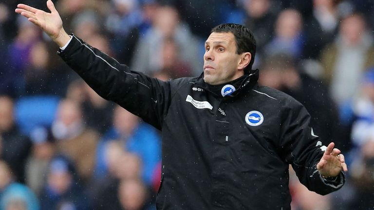 Gus Poyet: Suspended following play-off loss