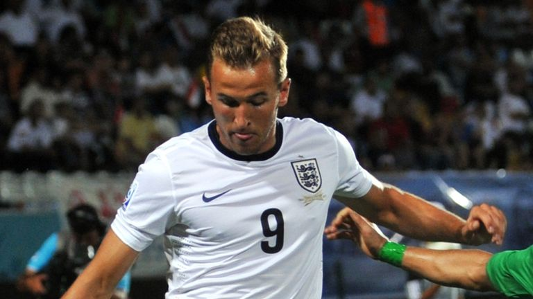 Harry Kane: Equalised for England