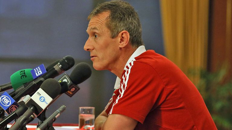 Rob Howley: Confident of Brisbane backlash