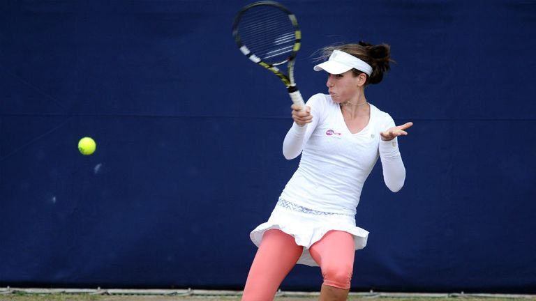 Johanna Konta: Chance to shine at Eastbourne for Briton