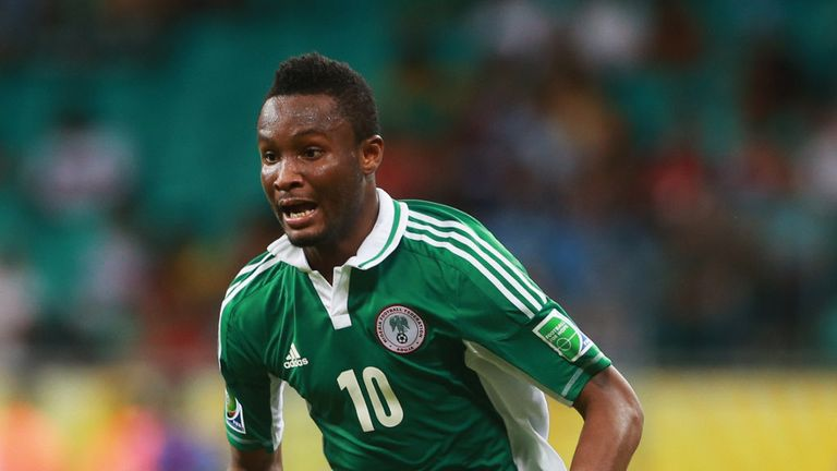John Obi Mikel: Linked with move away from Chelsea