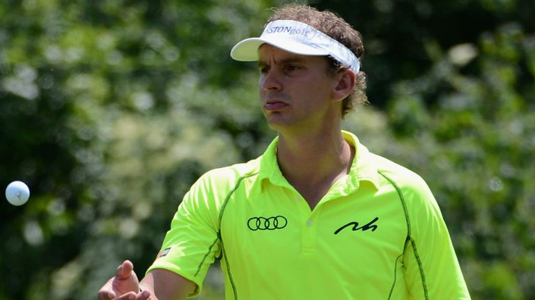 Joost Luiten: hot finish in Austria