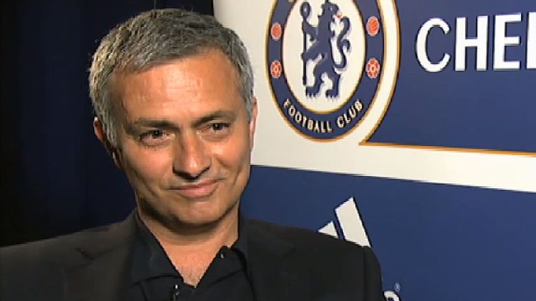 Jose Mourinho: Won't be falling back on past glories