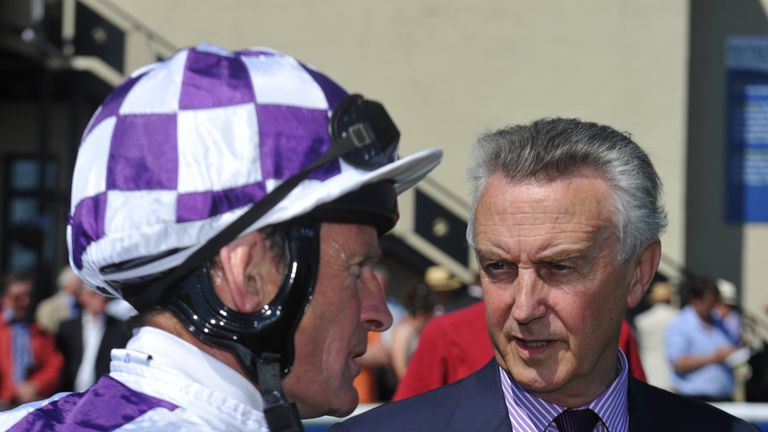 Successful duo Kevin Manning and Jim Bolger
