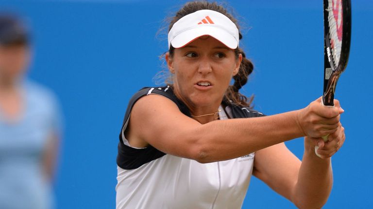 Laura Robson: The British No 1 is ready to give everything