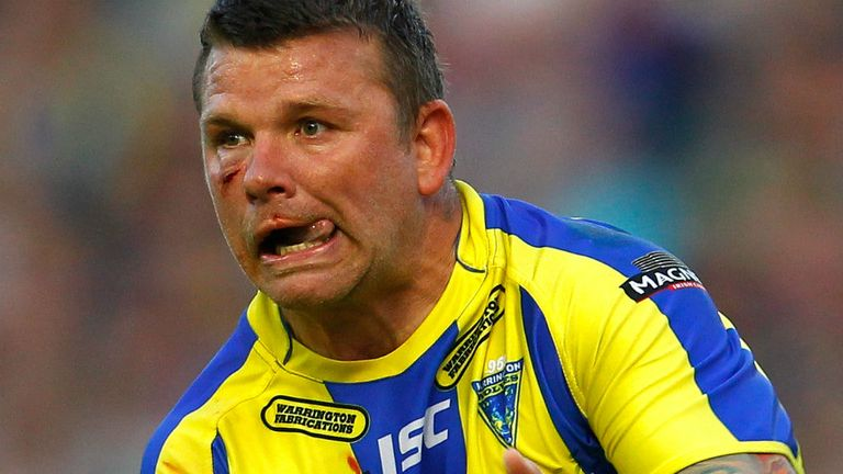 Lee Briers: Returns for Warrington after missing their surprise defeat to Widnes