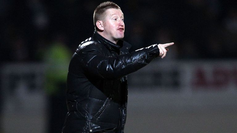 Steve Lomas: Agrees to take over at The Den