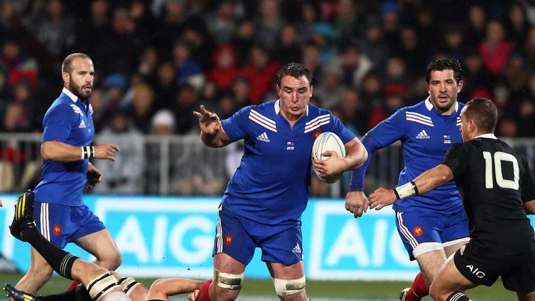 Thomas Picamoles: One of two players recalled to France's preliminary squad