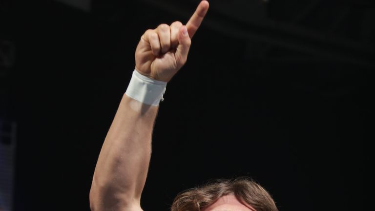Bryan: selected as Cena's SummerSlam opponent