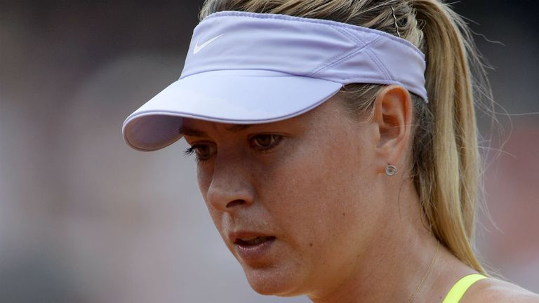 Maria Sharapova: Says signing big cheques does not guarantee champions