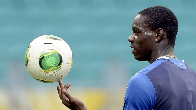 Mario Balotelli: Italy striker ruled out of semi-final clash