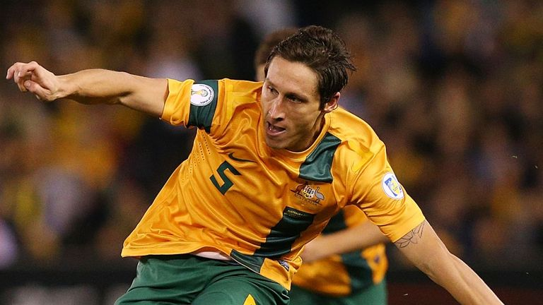 Mark Milligan: Linked with move to Europe