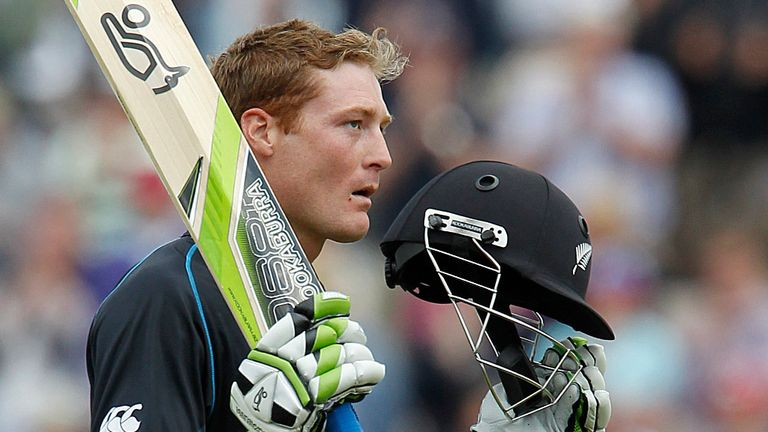 Martin Guptill: Ankle surgery puts opener out of Bangladesh tour