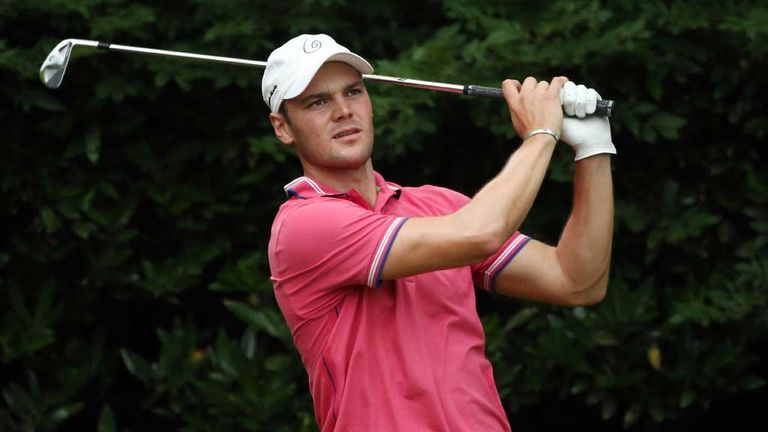 Martin Kaymer: Has tumbled to 35th in the world rankings