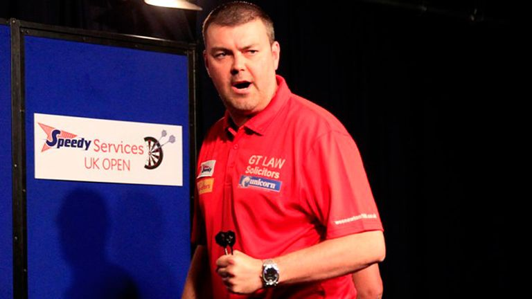 Wes Newton: Hit a perfect finish before going out
