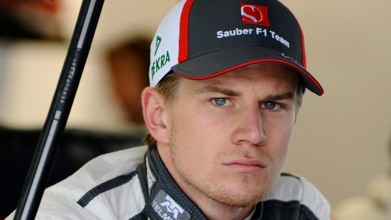 Nico Hulkenberg: Will run at the test