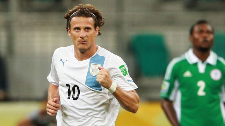 Diego Forlan has denied suggestions that he is set to retire from football