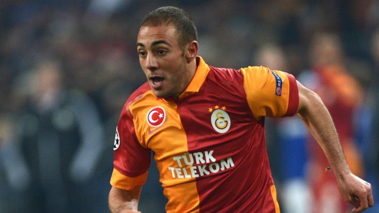 Nordin Amrabat: Could be on the move to England