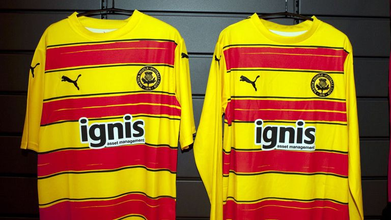 Partick Thistle: Building squad for return to the Scottish Premier League