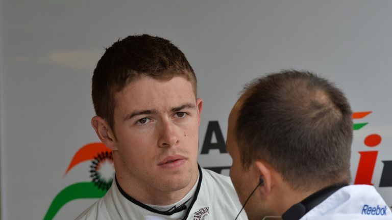 Paul Di Resta: Facing Silverstone qualifying disqualification