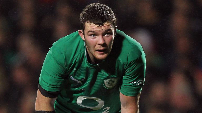 Peter O'Mahony: New Munster captain