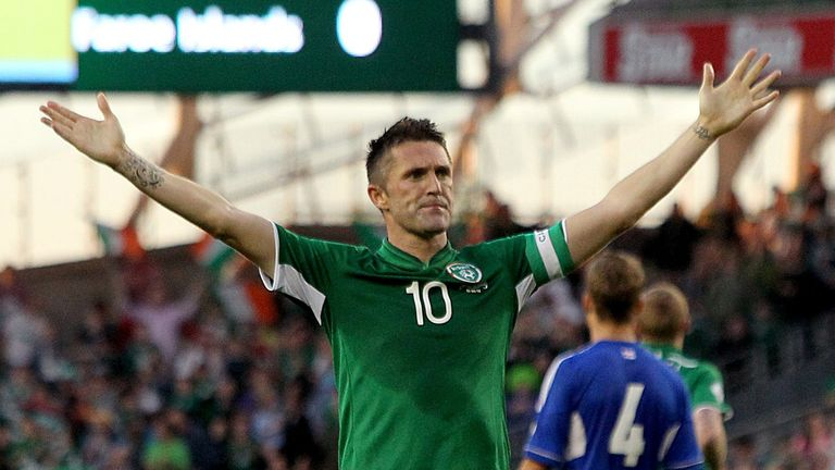 Robbie Keane: Ready to face Spain