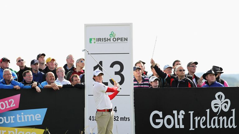 Will Rory McIlroy post his first win of the year?