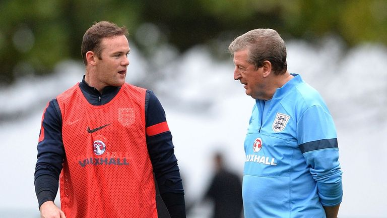 Roy Hodgson: Not happy with lack of strikers