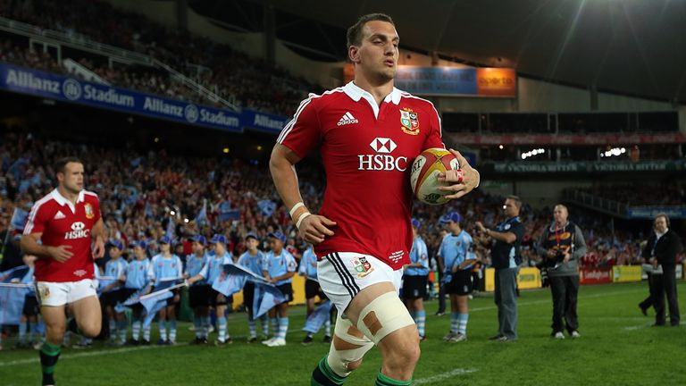 Sam Warburton: Lions determined to succeed