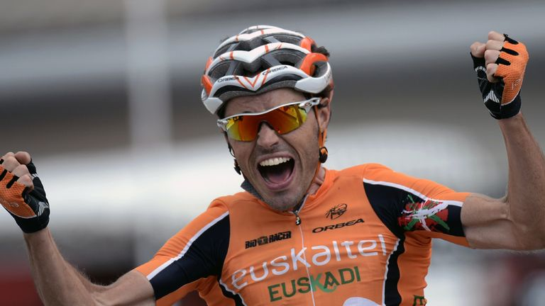 Samuel Sanchez: Spaniard joins BMC Racing