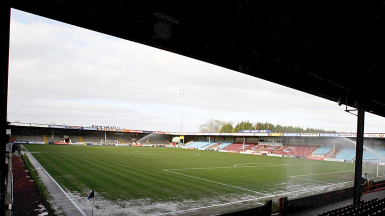 Glanford Park: Home to the Iron