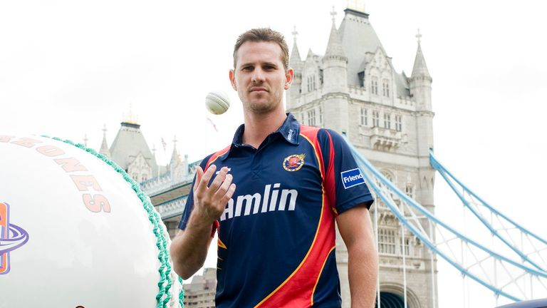 Shaun Tait: Excited by challenge ahead at Essex