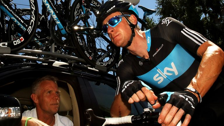 Shane Sutton: Bradley Wiggins's long-term mentor