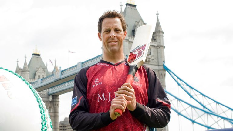 Marcus Trescothick: Looking forward to the start of the T20 campaign