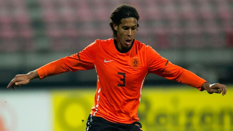 Virgil Van Dijk: Groningen defender linked with summer move to Celtic