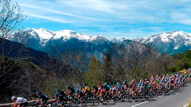 The 2013 Tour could be decided on its climbs, including Alpe d'Huez