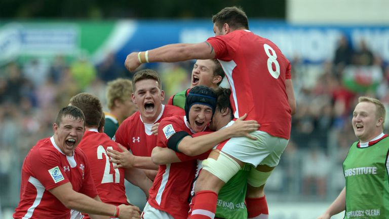 Wales U20s: Must re-focus after their stunning late win over South Africa